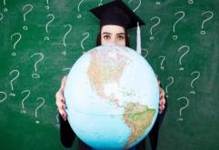 Globe graduate